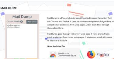 MailDump