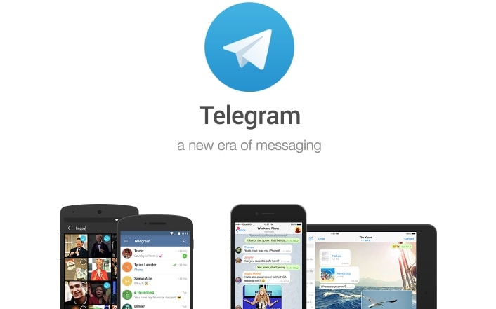 Messagerie Telegram