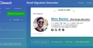 generateur emails pros