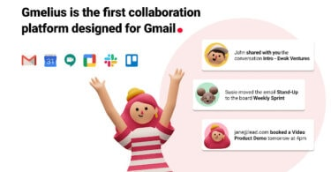 gmelius pour Gmail