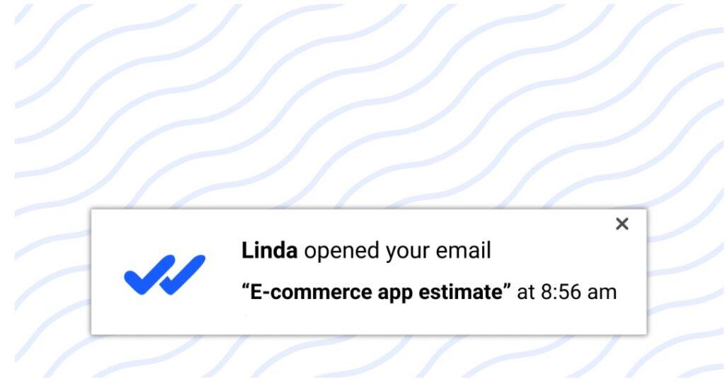 notification mails lus